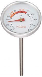 スモーク用温度計