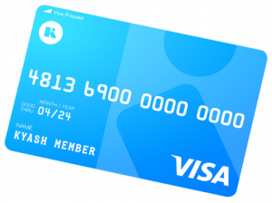 Kashリアルカード